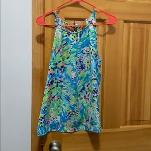 Lilly Pulitzer tank top (size S)